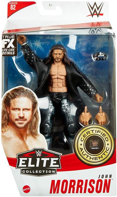 WWE Wrestling Elite Collection Series 82 John Morrison Action Figure