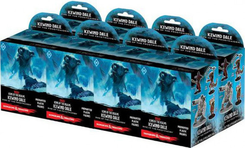 Dungeons & Dragons 5th Edition Icewind Dale: Rime of the Frostmaiden Mystery Brick [8 Packs!]