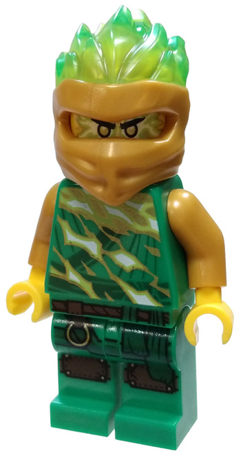 LEGO Ninjago Secrets of the Forbidden Spinjitzu Lloyd FS (Spinjitzu Slam) Minifigure [Loose]