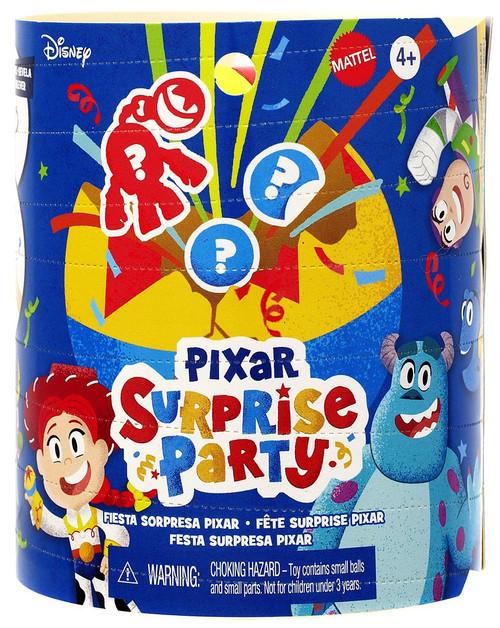 Disney / Pixar Surprise Party 3-Inch Mystery Pack [1 RANDOM Clip-On Figure!]