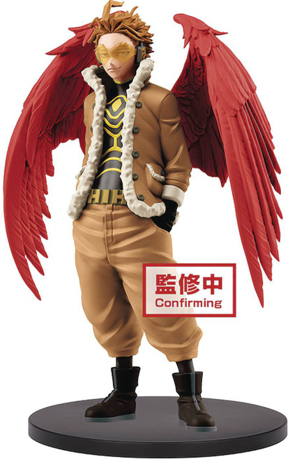 My Hero Academia Age of Heroes Hawks 5.5-Inch PVC Figure (Pre-Order ships April)