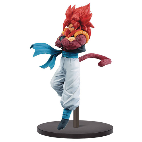 Dragon Ball GT FES!! Super Saiyan 4 Gogeta 8.3-Inch Collectible PVC Figure [FES!!] (Pre-Order ships April)