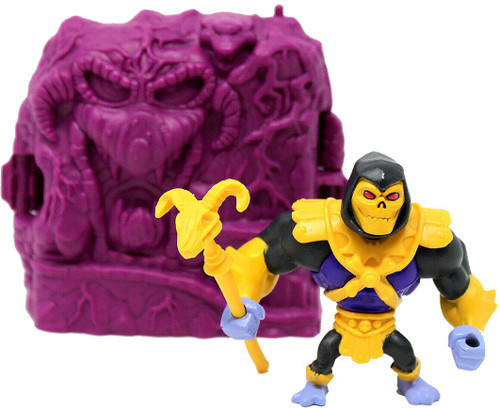 Masters of the Universe Eternia Minis Golden Armor Skeletor 2-Inch Minifigure