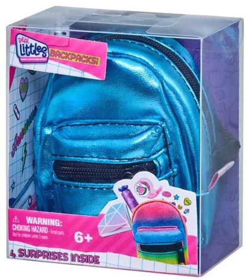 Shopkins Real Littles Backpacks! Series 2 Mystery Pack [1 RANDOM Mini Backpack & 6 Surprises!] (Pre-Order ships February)