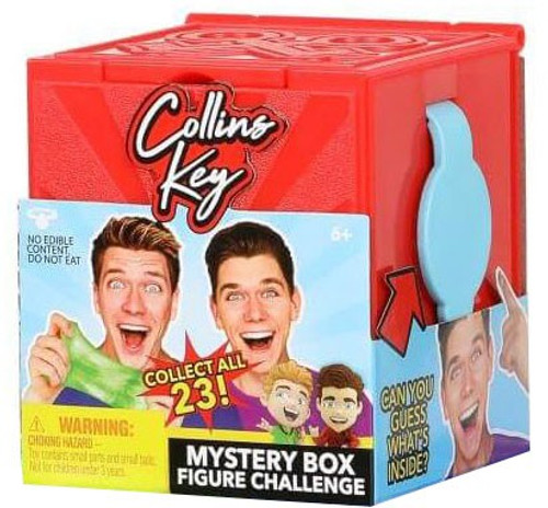 Collins Key Mystery Box Figure Callenge Mystery Pack [RANDOM Color Pack]
