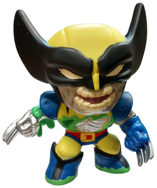 Funko Marvel Zombies Zombie Wolverine 1/6 Mystery Minifigure [Loose]