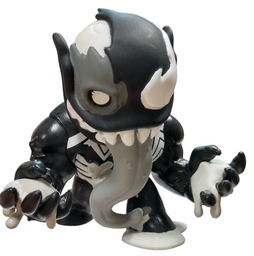 Funko Marvel Zombies Zombie Venom 1/36 Mystery Minifigure [Black and White Loose]