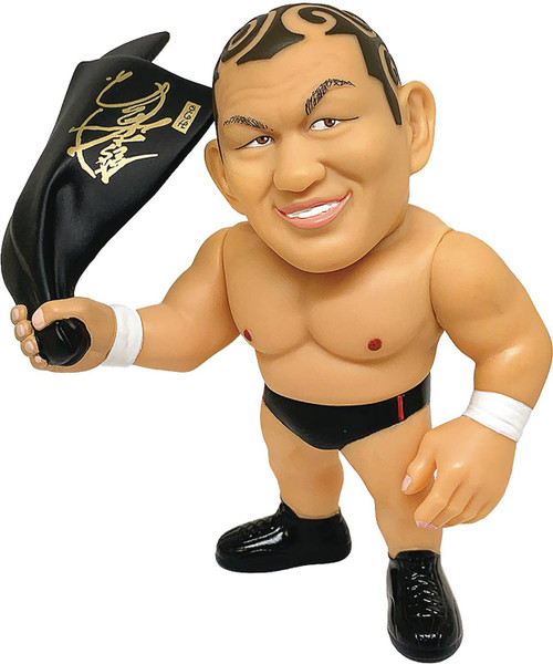 NJPW Minoru Suzuki 5-Inch Vinyl Figure