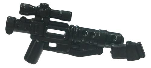 BrickArms F-11ABA Blaster Cannon w/Mag 2.5-Inch [Black]