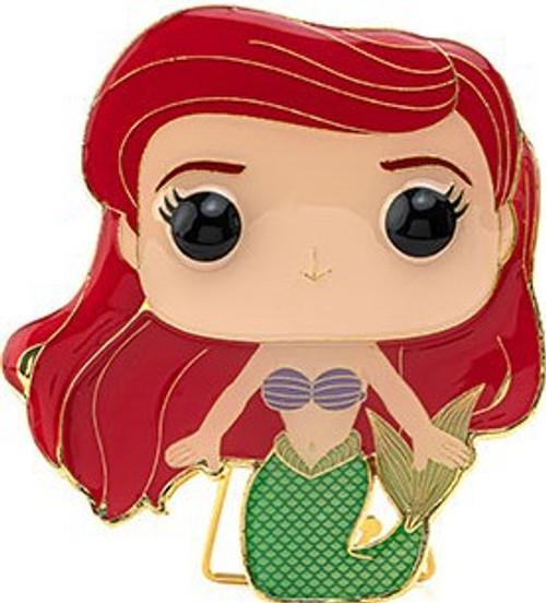 Funko Disney The Little Mermaid POP! Pins Ariel Large Enamel Pin Wave 3 (Pre-Order ships February)
