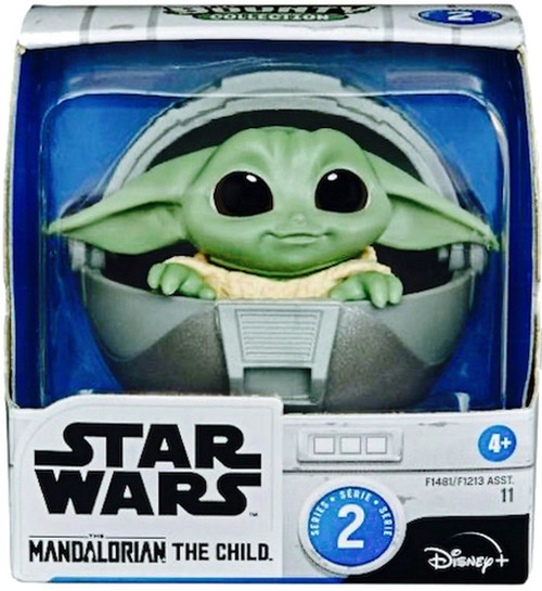 Star Wars The Mandalorian Bounty Collection The Child Action Figure [Pram Crib]