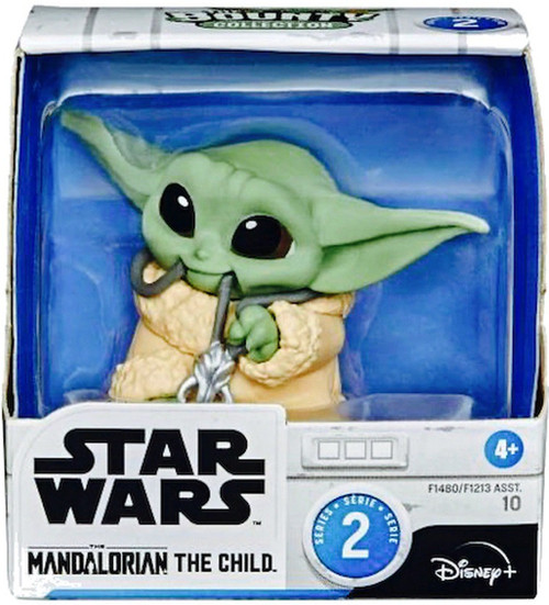 Star Wars The Mandalorian Bounty Collection The Child Action Figure [Necklace]