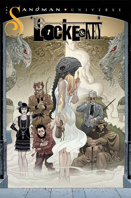 IDW Locke & Key #1 Hell & Gone Comic Book (Pre-Order ships February)