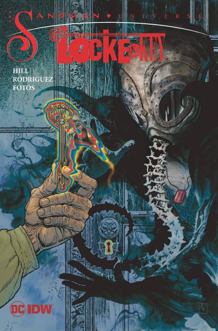 IDW Locke & Key #1 Hell & Gone Comic Book [J. H. Williams Cover B Variant ] (Pre-Order ships February)
