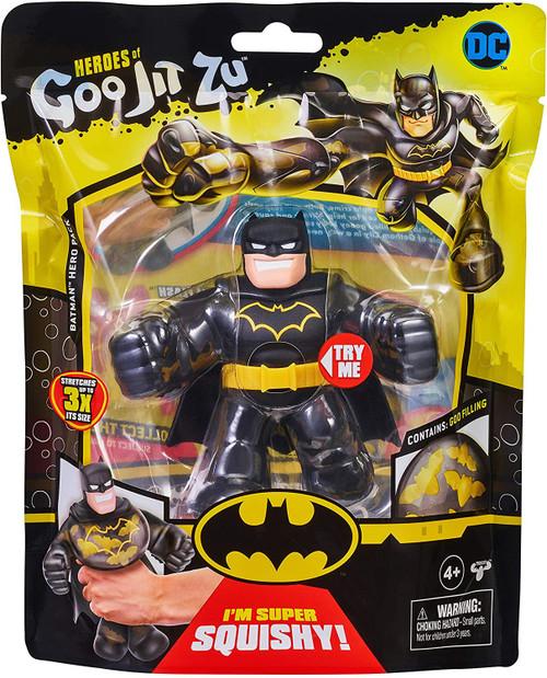 Heroes of Goo Jit Zu DC Series 1 Batman Action Figure