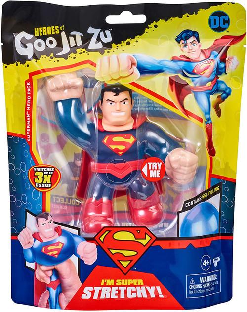 Heroes of Goo Jit Zu DC Series 1 Superman Action Figure