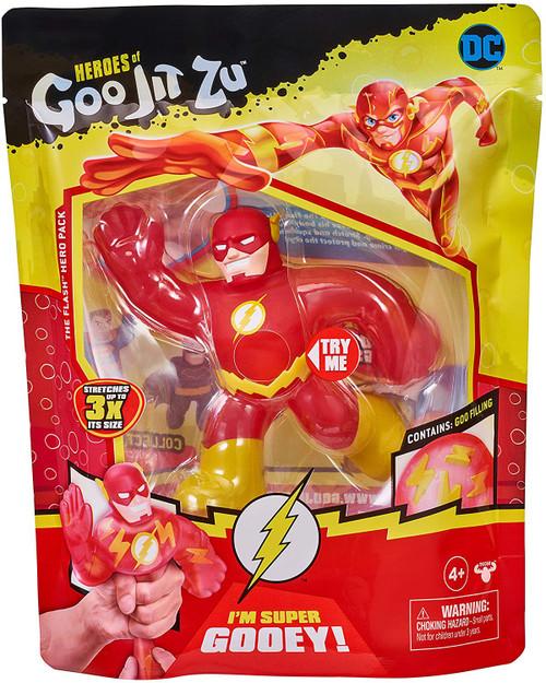 Heroes of Goo Jit Zu DC Flash Action Figure