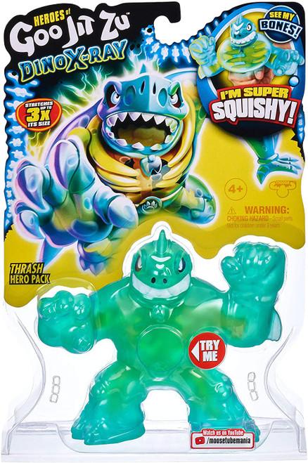 Heroes of Goo Jit Zu Dino X-Ray (Series 4) Thrash the Shark Action Figure