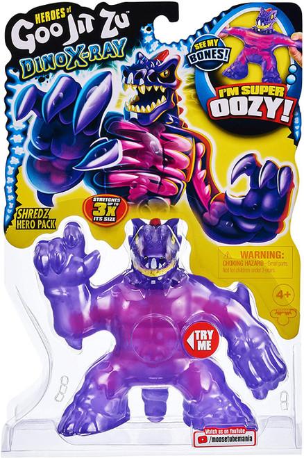 Heroes of Goo Jit Zu Dino X-Ray (Series 4) Shredz the Spinosaurus Action Figure [Purple]