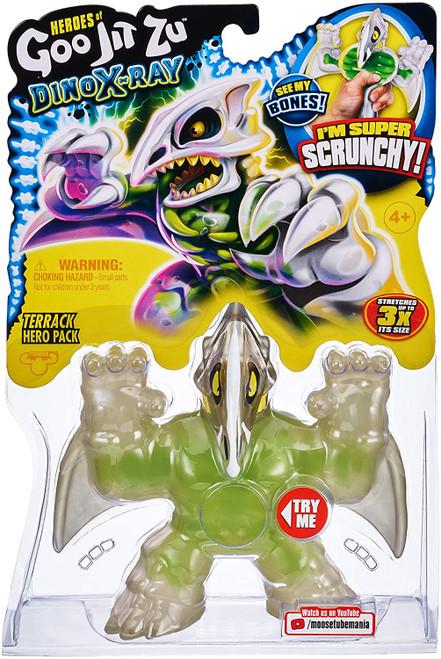 Heroes of Goo Jit Zu Dino X-Ray (Series 4) Terrack the Pterodactyl Action Figure