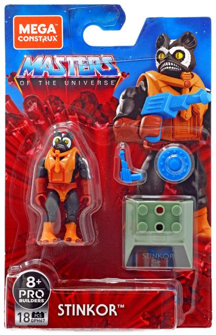 Mega Construx Masters of the Universe Heroes Stinkor Mini Figure