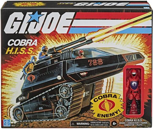 GI Joe Retro Collection Cobra H.I.S.S. Exclusive 3.75-Inch Vehicle