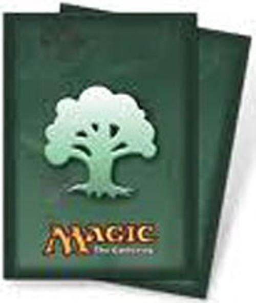 Ultra Pro MtG Card Supplies Green Mana Symbol Standard Card Sleeves