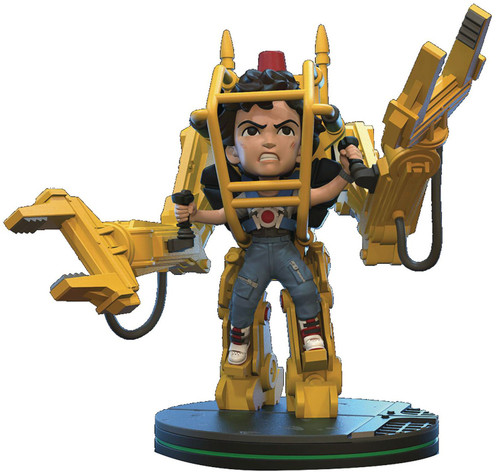Aliens Q-Elite Ripley in Power Loader 5-Inch Figure (Pre-Order ships June)
