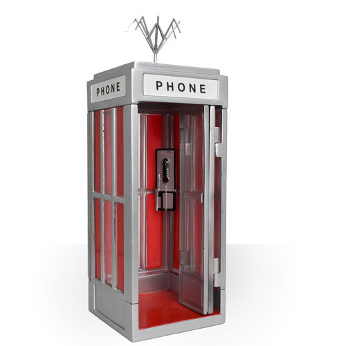 Bill & Ted's Excellent Adventure Phone Booth Action Figure Accessory (Pre-Order ships March)