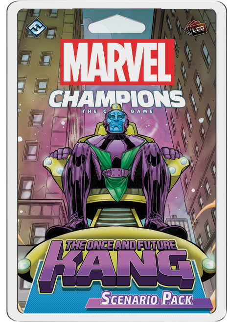 Marvel Champions LCG The Once and Future Kang Scenario Pack
