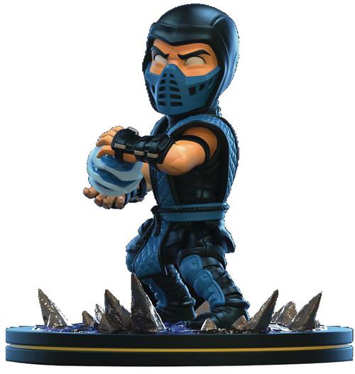 Mortal Kombat Q-Fig Sub-Zero 4-Inch Diorama Figure (Pre-Order ships June)
