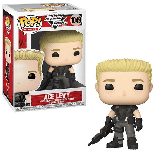 Funko Starship Troopers POP! Movies Ace Levy Vinyl Figure