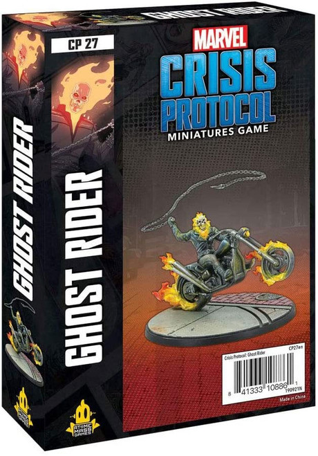 Marvel Crisis Protocol Ghost Rider Character Pack