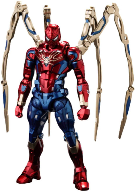 Marvel Iron-Spider Collectible Action Figure (Pre-Order ships January)