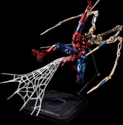 Marvel Iron-Spider Collectible Action Figure (Pre-Order ships December)