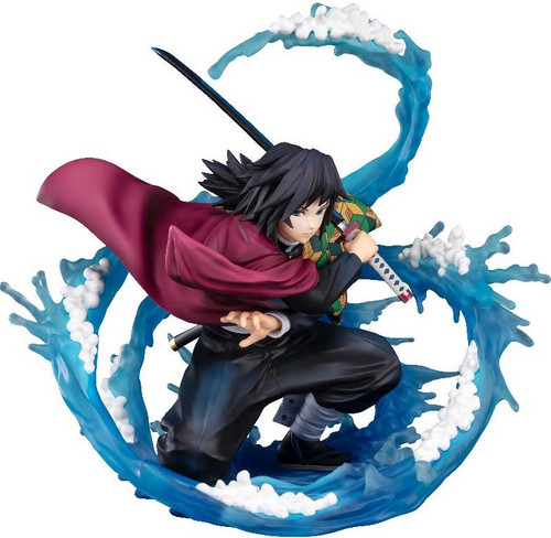Demon Slayer: Kimetsu no Yaiba Figuarts Zero Tomioka Giyu Statue [Water Breathing]