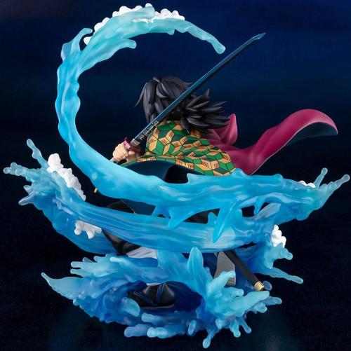 Demon Slayer: Kimetsu no Yaiba Figuarts Zero Tomioka Giyu Statue [Water Breathing] (Pre-Order ships March)