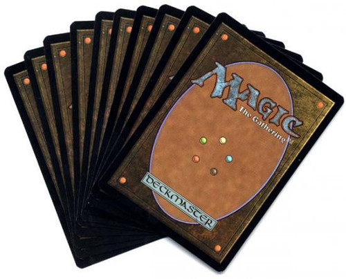 MtG Lot of 10 Green Rares
