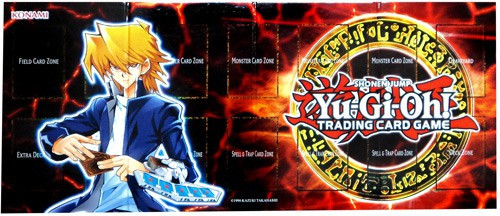 YuGiOh Trading Card Game Legendary Collection 4: Joey's World Game Board