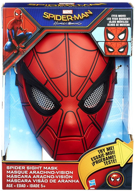 Marvel Spider-Man Homecoming Spider-Man Spider Sight Mask