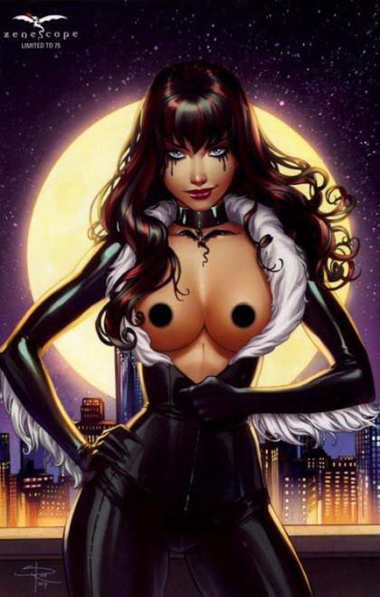 Zenescope Grimm Fairy Tales of Terror #9 Limited to 75 Comic Book [Zenescope Exclusive Sabine Rich Variant]