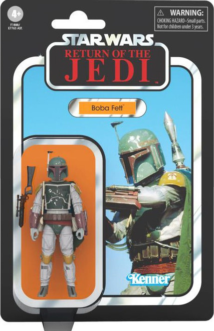 Star Wars Return of the Jedi Vintage Collection Boba Fett Action Figure [RotJ] (Pre-Order ships May)