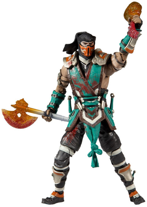 McFarlane Toys Mortal Kombat 11 Sub-Zero Action Figure [Bloody]