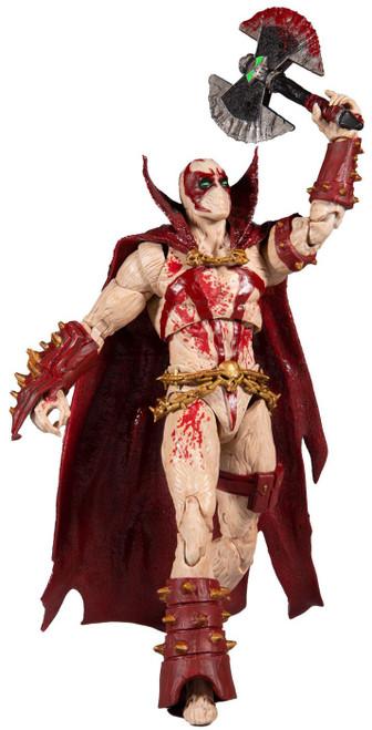 McFarlane Toys Mortal Kombat 11 Series 4 Spawn Action Figure [Bloody]