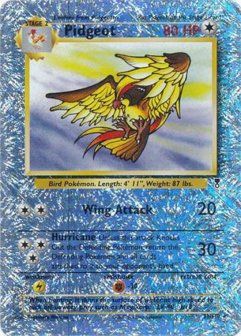 Pokemon Legendary Collection Reverse Foil Rare Pidgeot #33