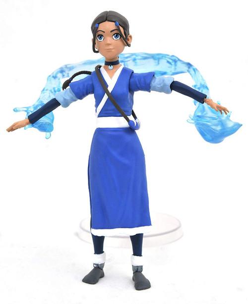 Avatar the Last Airbender Series 1 Katara Action Figure [Damaged Package]
