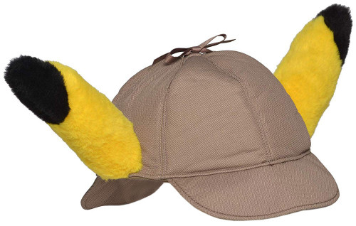 Pokemon Detective Pikachu Roleplay Hat [Loose]