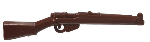 BrickArms SMLE Mk3 (no bayonet) 2.5-Inch [Brown]