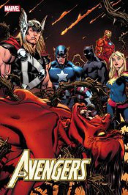 Marvel Comics Avengers #38 Comic Book