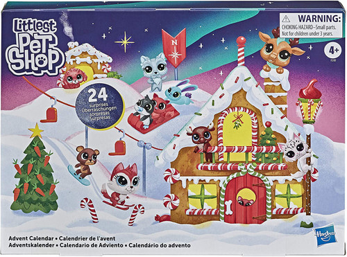 Littlest Pet Shop 2020 Advent Calendar Exclusive Figure Set